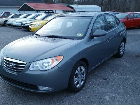 2010 Hyundai Elantra for sale in Ona, WV