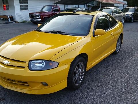 2003 Chevrolet Cavalier for sale in Ona, WV