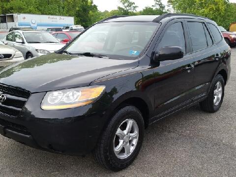 2008 Hyundai Santa Fe for sale in Ona, WV