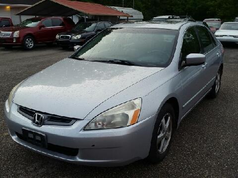 2003 Honda Accord for sale in Ona, WV