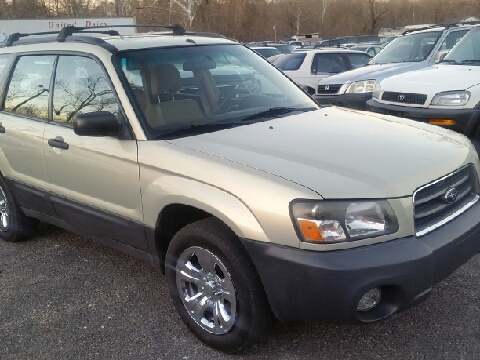 2005 Subaru Forester for sale in Ona, WV