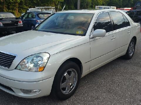 2002 Lexus LS 430 for sale in Ona, WV