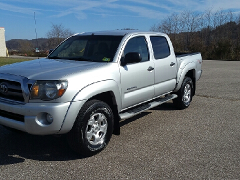 2010 Toyota Tacoma for sale in Ona, WV