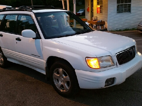 2001 Subaru Forester for sale in Ona, WV