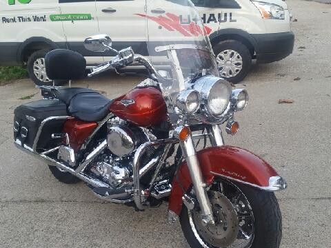 1999 Harley-Davidson Road King for sale in Ona, WV
