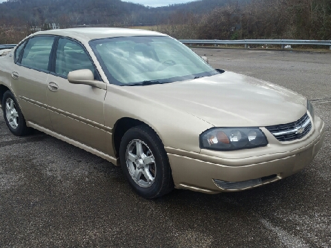 2005 Chevrolet Impala for sale in Ona, WV