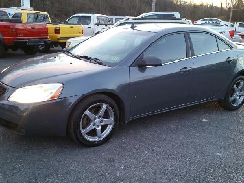 2009 Pontiac G6 for sale in Ona, WV