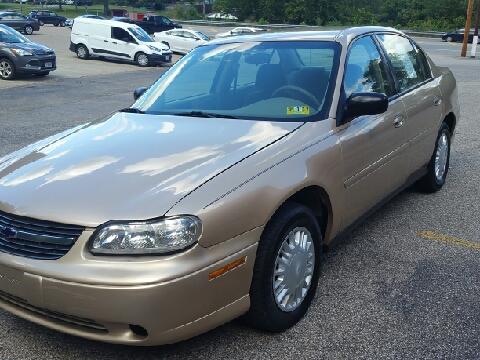 2001 Chevrolet Malibu for sale in Ona, WV