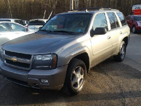 2008 Chevrolet TrailBlazer for sale in Ona, WV