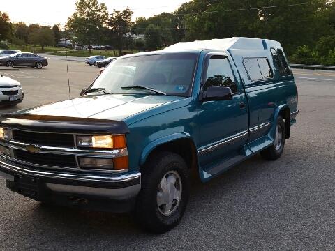 1996 Chevrolet C/K 1500 Series for sale in Ona, WV