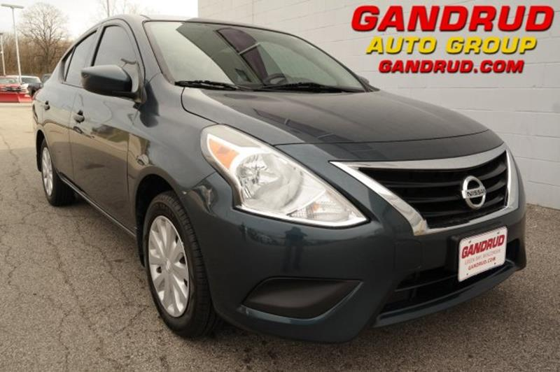2016 Nissan Versa For Sale In Green Bay, WI