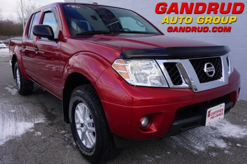 2015 Nissan Frontier For Sale In Green Bay, WI