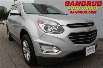 2016 Chevrolet Equinox for sale in Green Bay, WI