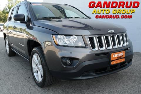2017 Jeep Compass for sale in Green Bay, WI
