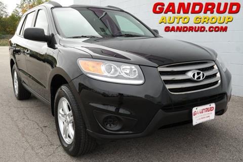 2012 Hyundai Santa Fe for sale in Green Bay, WI