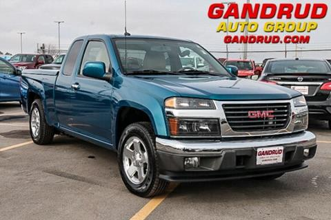 2011 GMC Canyon for sale in Green Bay, WI