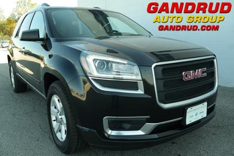 2015 GMC Acadia for sale in Green Bay, WI