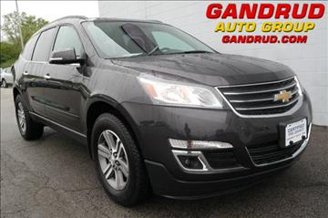 2017 Chevrolet Traverse for sale in Green Bay, WI