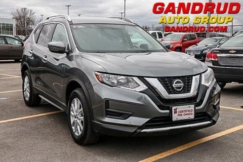 2018 Nissan Rogue for sale in Green Bay, WI