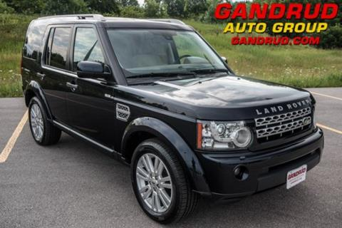 2010 Land Rover LR4 For Sale in Michigan - Carsforsale.com®