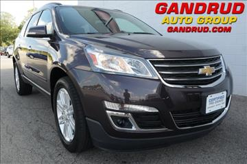 2015 Chevrolet Traverse for sale in Green Bay, WI