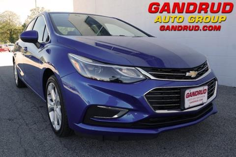2018 Chevrolet Cruze for sale in Green Bay, WI