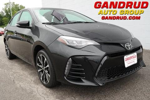 2017 Toyota Corolla for sale in Green Bay, WI