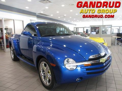 2006 Chevrolet Ssr For Sale In Green Bay Wi