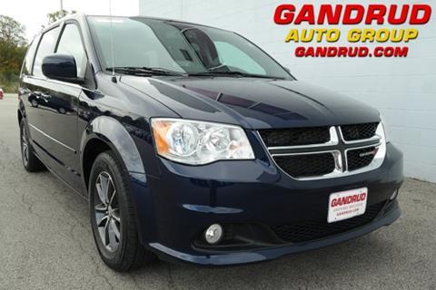 2017 Dodge Grand Caravan for sale in Green Bay, WI