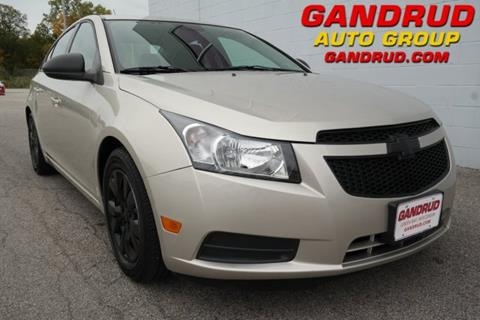 2013 Chevrolet Cruze for sale in Green Bay, WI