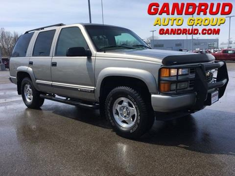 2000 Chevrolet Tahoe For Sale In Columbus Ms Carsforsale