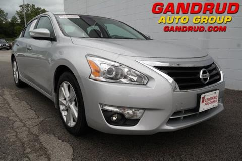2015 Nissan Altima for sale in Green Bay, WI