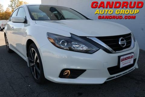2018 Nissan Altima for sale in Green Bay, WI