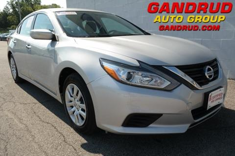 2016 Nissan Altima for sale in Green Bay, WI