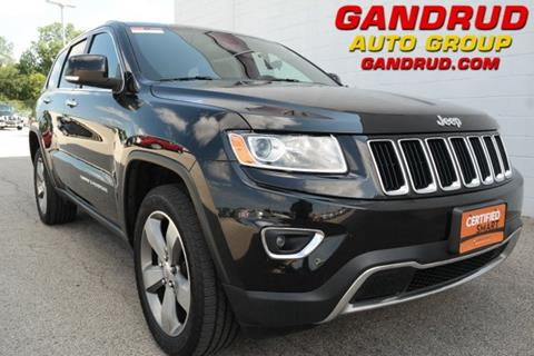 2014 Jeep Grand Cherokee for sale in Green Bay, WI