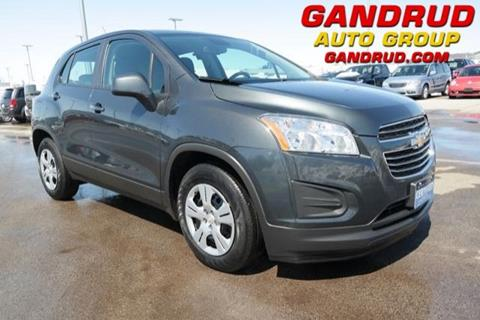 2016 Chevrolet Trax for sale in Green Bay, WI