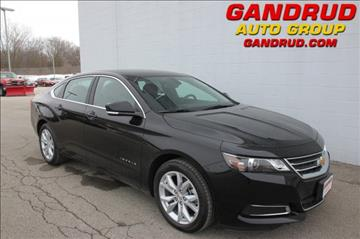 2017 Chevrolet Impala for sale in Green Bay, WI