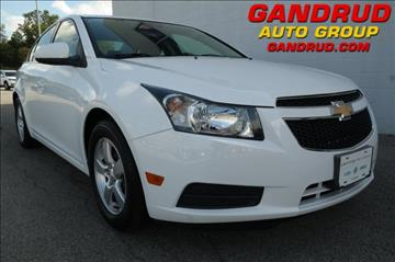 2014 Chevrolet Cruze for sale in Green Bay, WI
