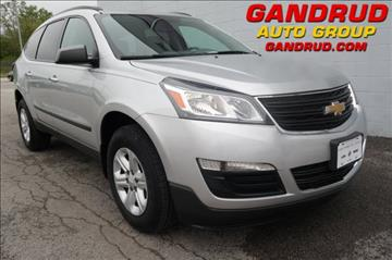2014 Chevrolet Traverse for sale in Green Bay, WI