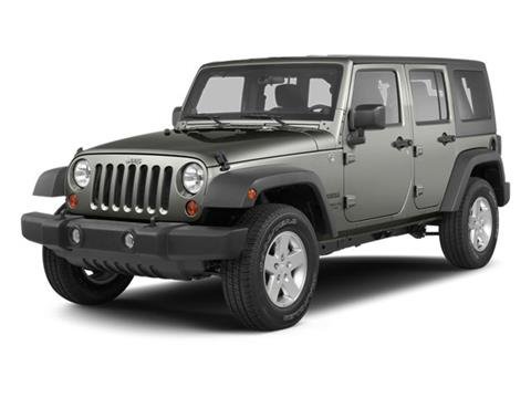 2013 Jeep Wrangler Unlimited for sale in Green Bay, WI