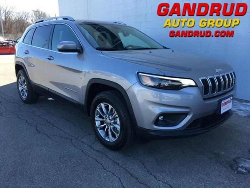 2019 Jeep Cherokee 4x4 Laude Plus 4dr SUV In Green Bay WI ...