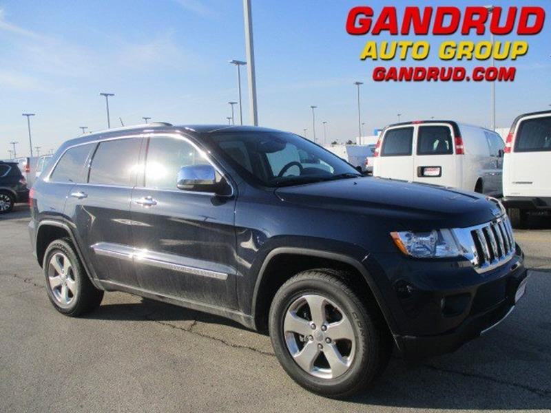 2013 Jeep Grand Cherokee 4x4 Limited 4dr SUV In Green Bay WI ...