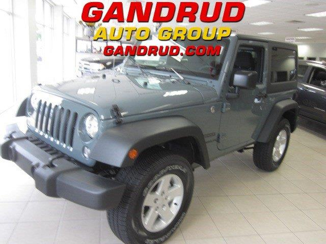 2014 Jeep Wrangler for sale in Green Bay WI