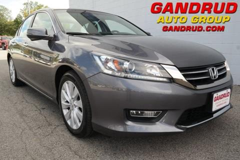 2013 Honda Accord for sale in Green Bay, WI