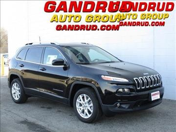 2017 Jeep Cherokee for sale in Green Bay, WI