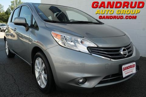 2014 Nissan Versa Note for sale in Green Bay, WI