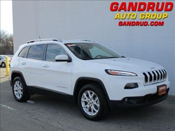 2016 Jeep Cherokee for sale in Green Bay, WI