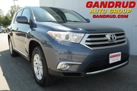 2011 Toyota Highlander for sale in Green Bay, WI