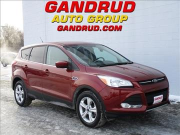 2014 Ford Escape for sale in Green Bay, WI