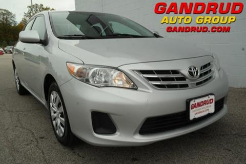 2013 Toyota Corolla for sale in Green Bay, WI